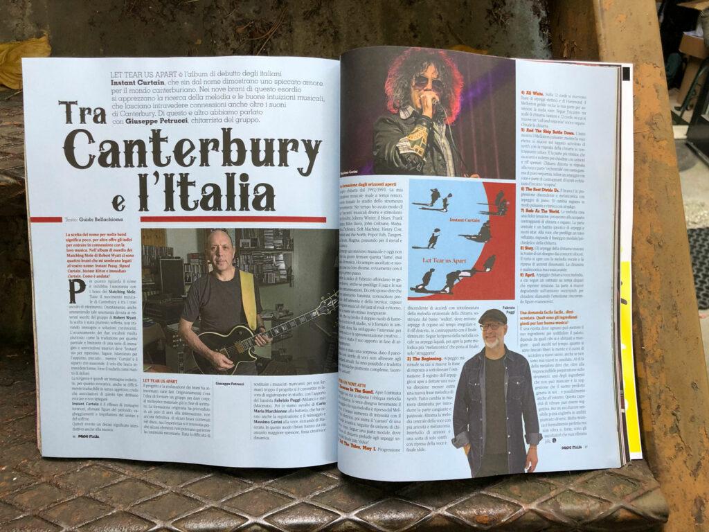 Prog Italia Interview